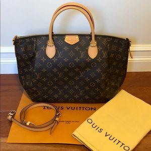 100% Authentic Louis Vuitton TURENNE MM